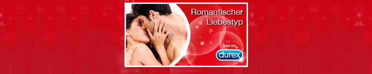 Romatischer Liebestyp