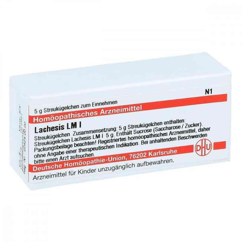 Lm Lachesis I Globuli  bei apo-discounter.de bestellen