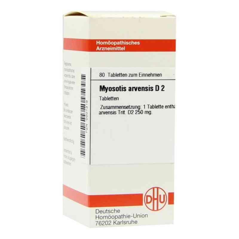 Myosotis Arvensis D 2 Tabletten  bei bioapotheke.de bestellen