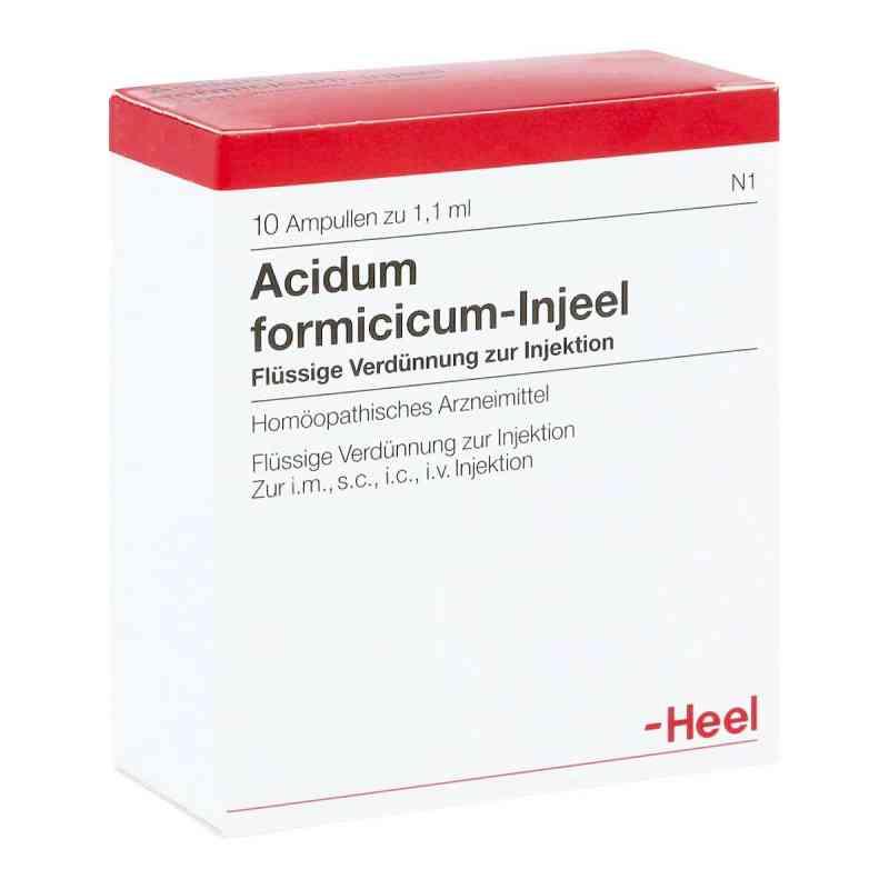 Acidum Formicicum Injeel Ampullen  bei bioapotheke.de bestellen