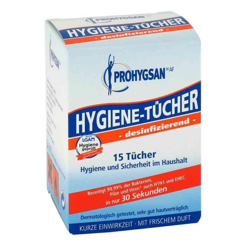 Prohygsan Hygiene Tücher Af desinfizierend  bei bioapotheke.de bestellen