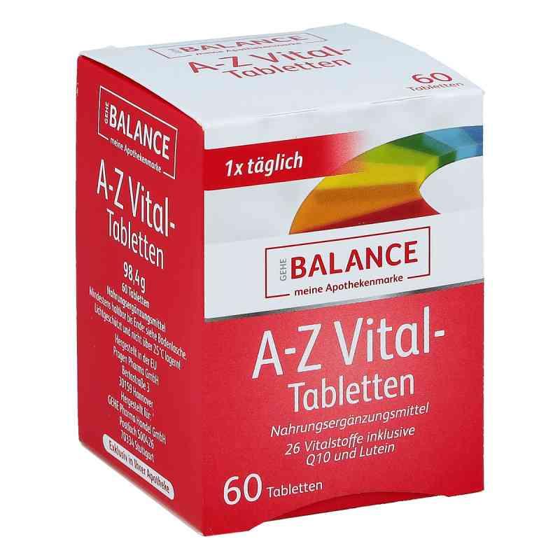 Gehe Balance Vital Tabletten  bei bioapotheke.de bestellen