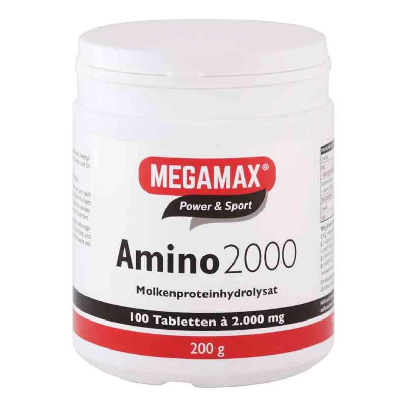 Amino 2000 Megamax Tabletten  bei bioapotheke.de bestellen
