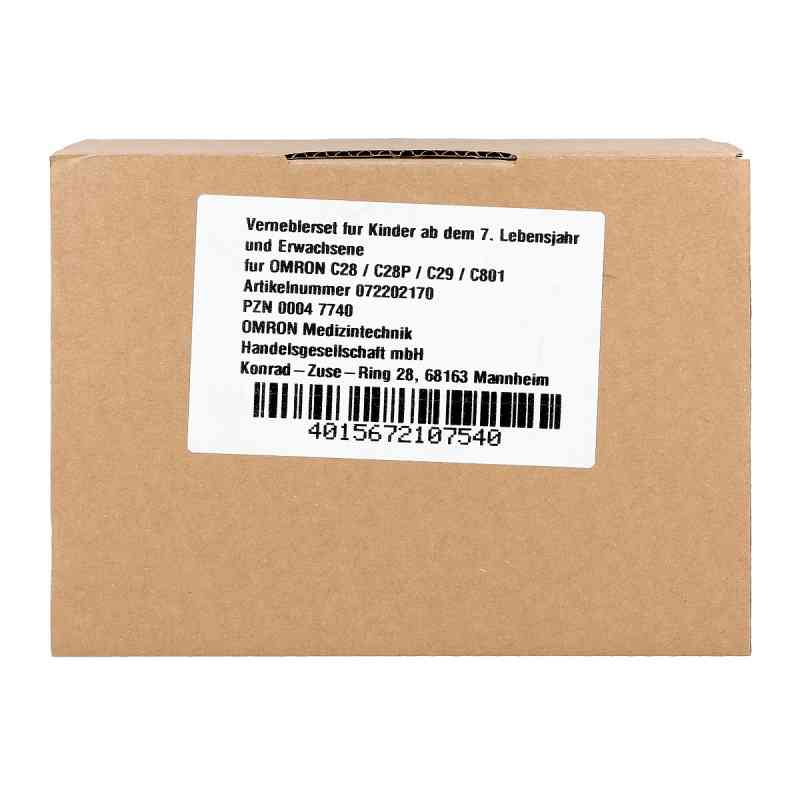 Omron Vernebler Set Erwachs.f.c801-c801kd-c28p-c29  bei apo-discounter.de bestellen