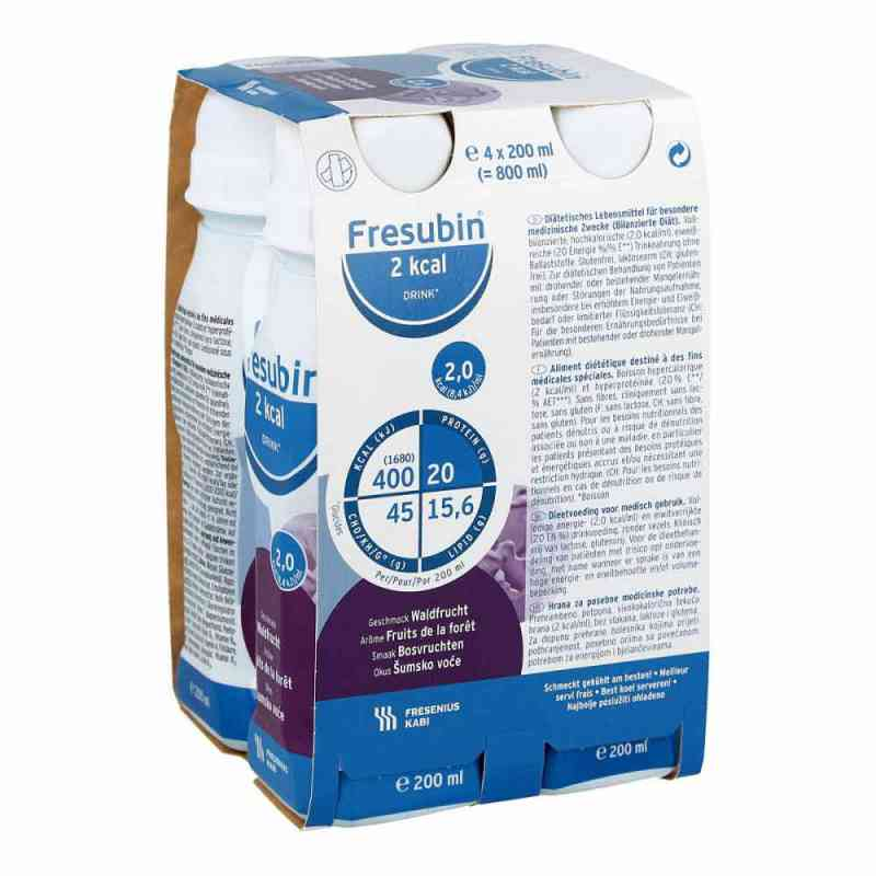 Fresubin 2 kcal Drink Waldfrucht Trinkflasche  bei bioapotheke.de bestellen