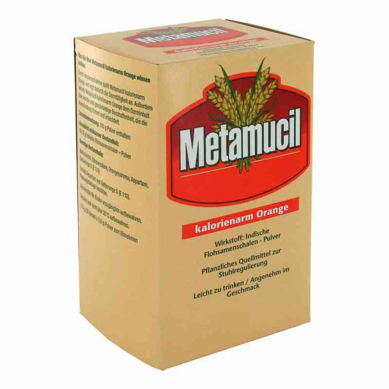 Metamucil kalorienarm Orange Sachets  bei apo-discounter.de bestellen