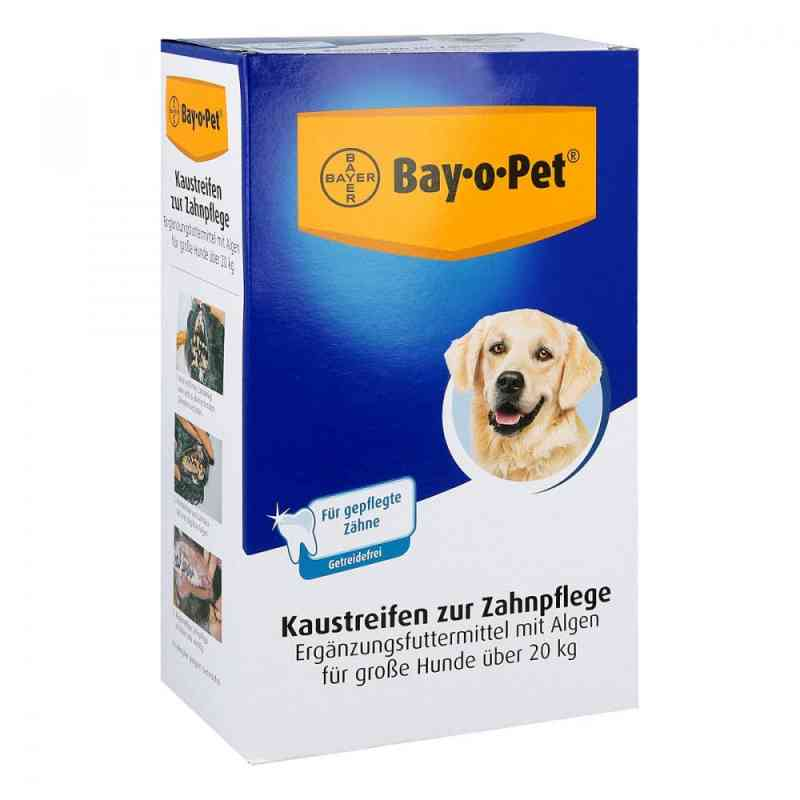 Bay O Pet Zahnpfl.kaustreif.f.gr.hunde  bei bioapotheke.de bestellen