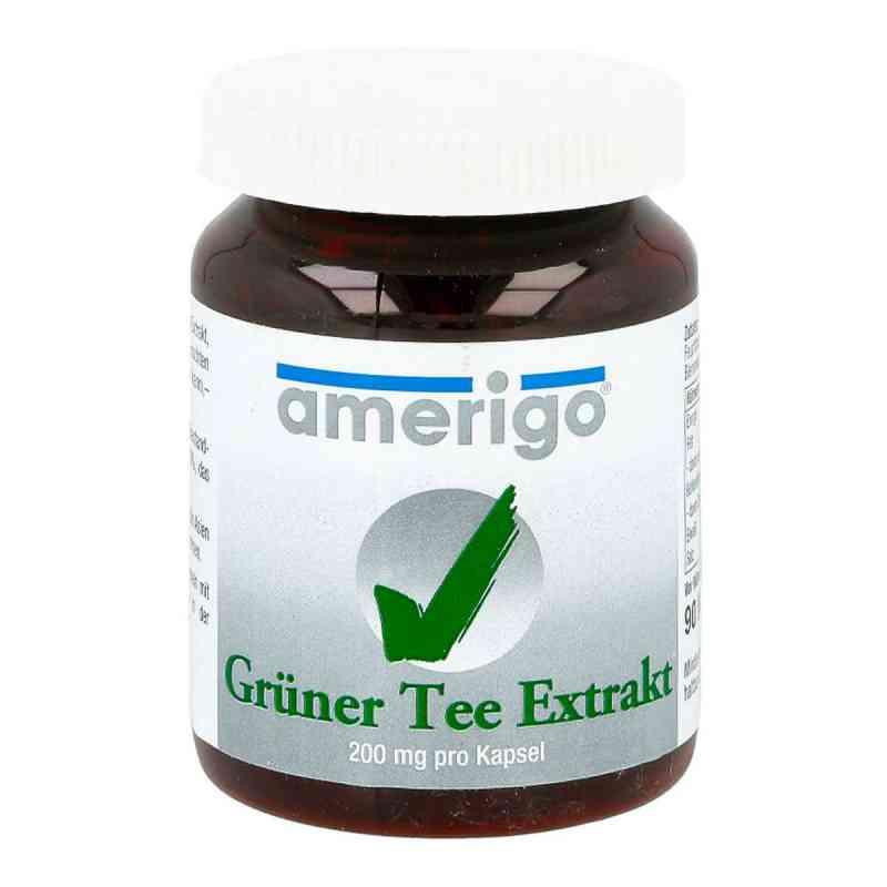 Grüner Tee Extrakt amerigo 200 mg Kapseln  bei apo-discounter.de bestellen