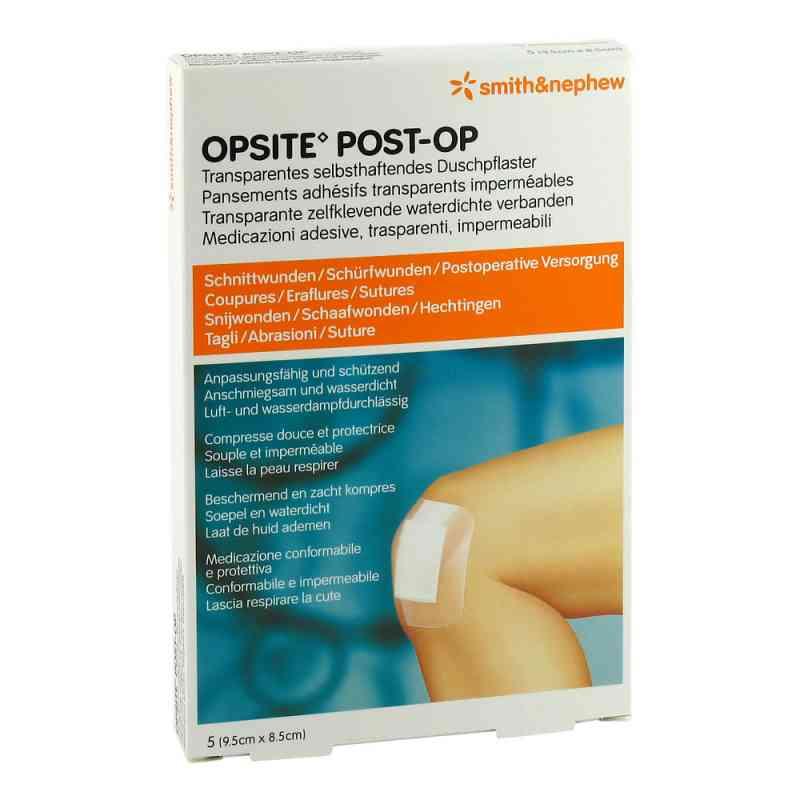 Opsite Post Op 9,5x8,5cm Verband  bei bioapotheke.de bestellen