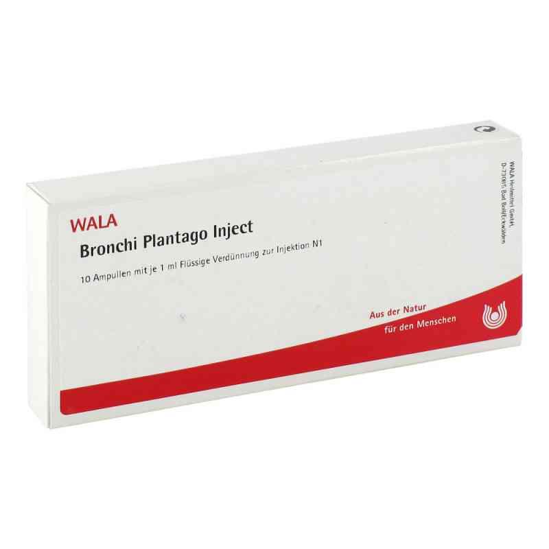 Bronchi Plantago Inject Ampullen  bei bioapotheke.de bestellen