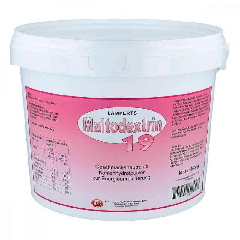 Maltodextrin 19 Lamperts Pulver  bei bioapotheke.de bestellen