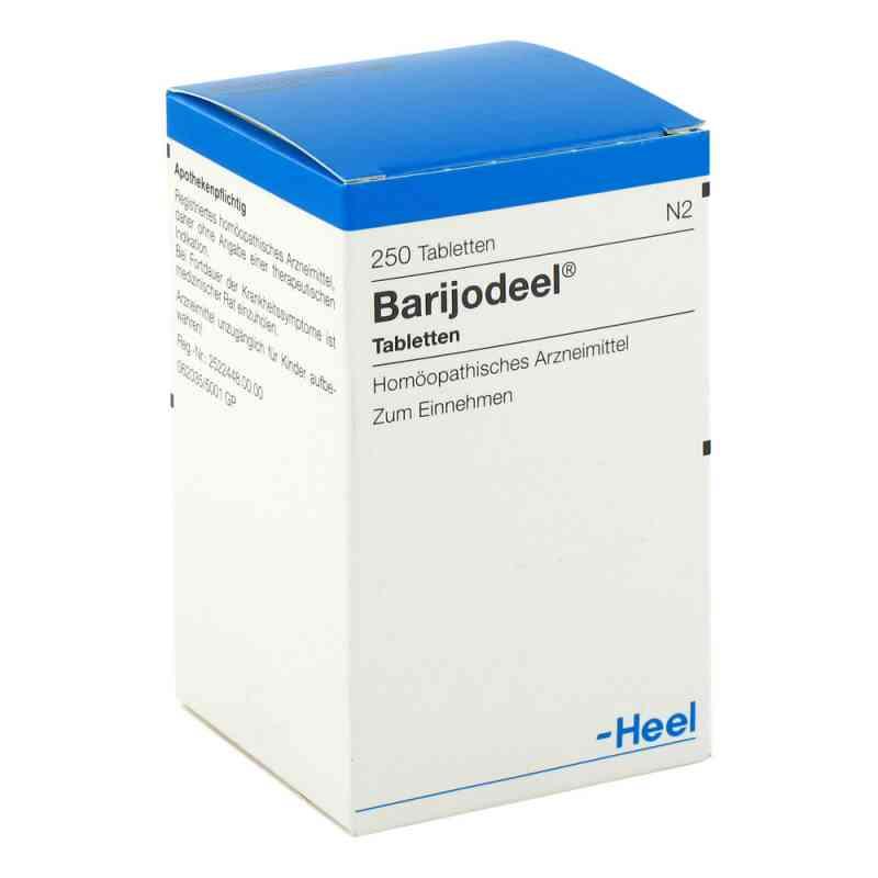 Barijodeel Tabletten  bei apo-discounter.de bestellen