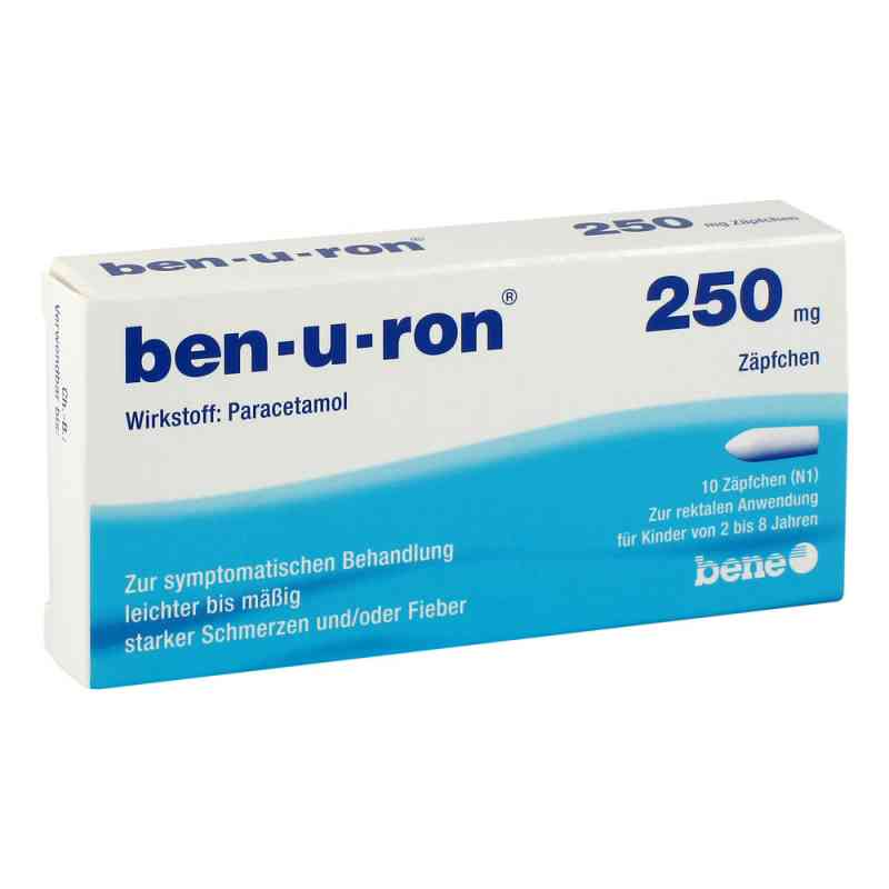 Ben-u-ron 250mg  bei apo-discounter.de bestellen