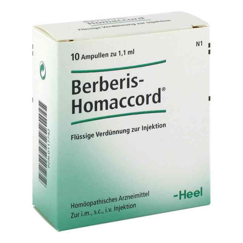 Berberis Homaccord Ampullen  bei apo-discounter.de bestellen