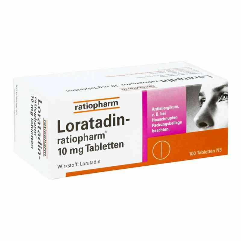 Loratadin-ratiopharm 10mg  bei apo-discounter.de bestellen