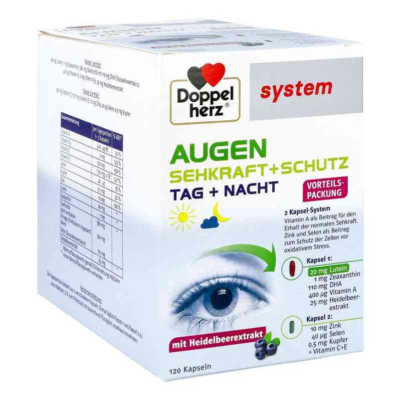 Doppelherz Augen Sehkraft+schutz system Kapseln  bei apo-discounter.de bestellen