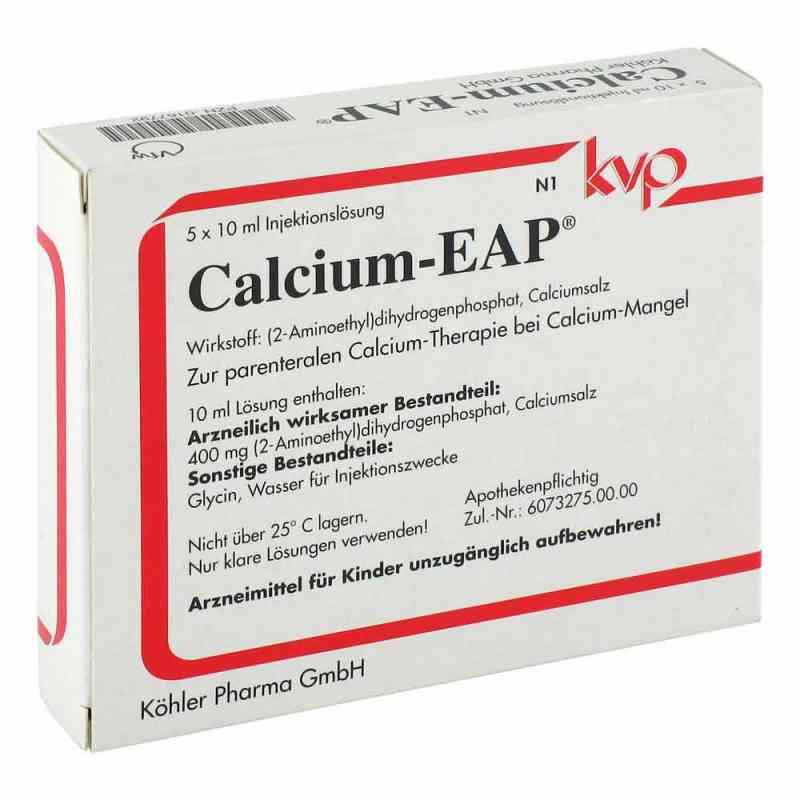 Calcium Eap Ampullen  4%  bei apo-discounter.de bestellen