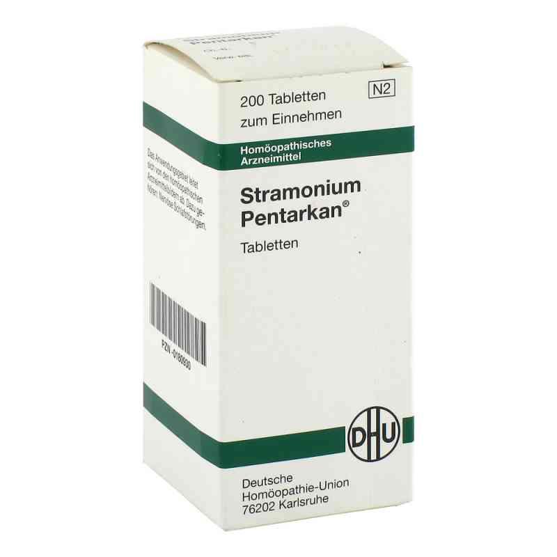 Stramonium Pentarkan Tabletten  bei apo-discounter.de bestellen