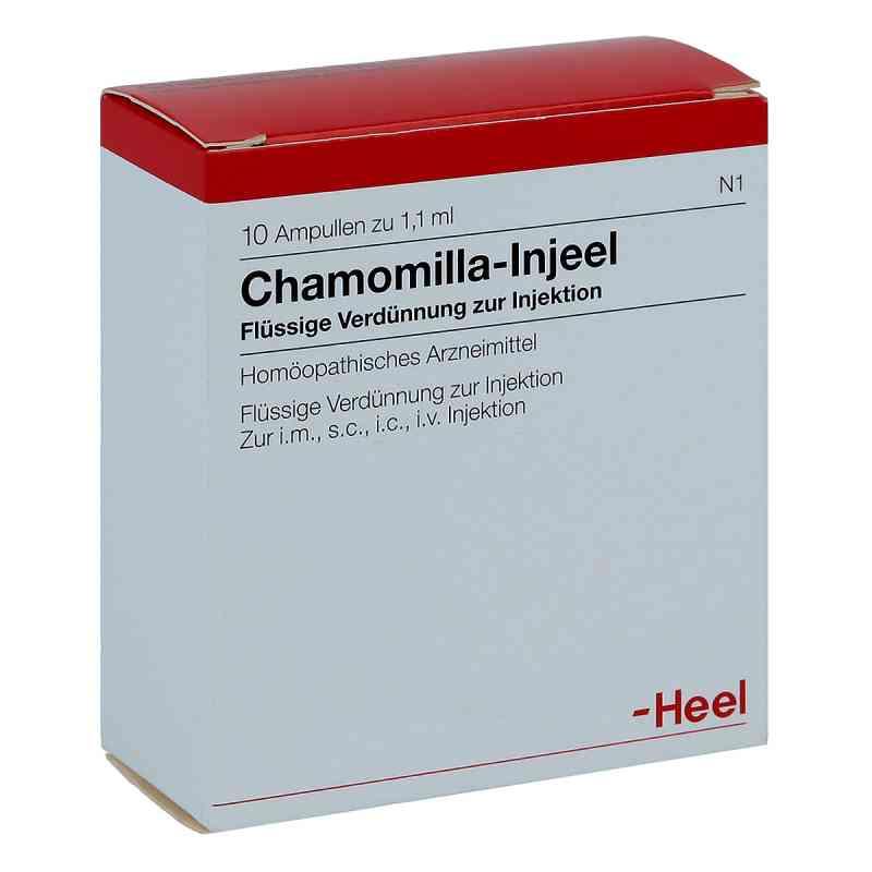 Chamomilla Injeel Ampullen  bei apo-discounter.de bestellen