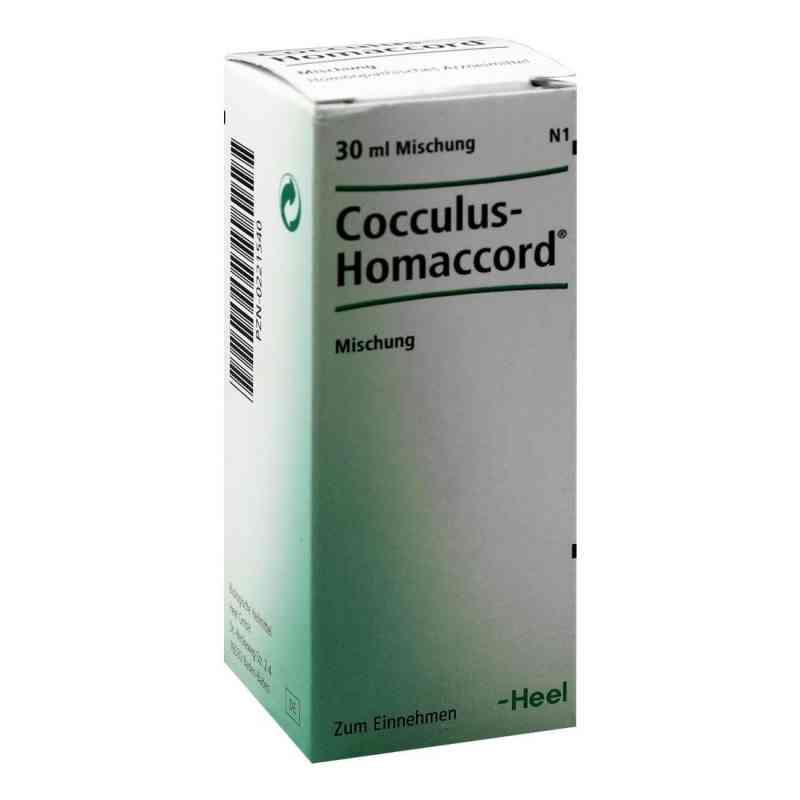 Cocculus Homaccord Tropfen  bei apo-discounter.de bestellen