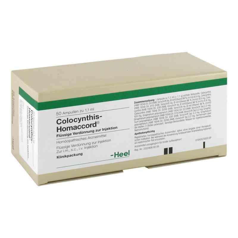 Colocynthis Homaccord Ampullen  bei apo-discounter.de bestellen