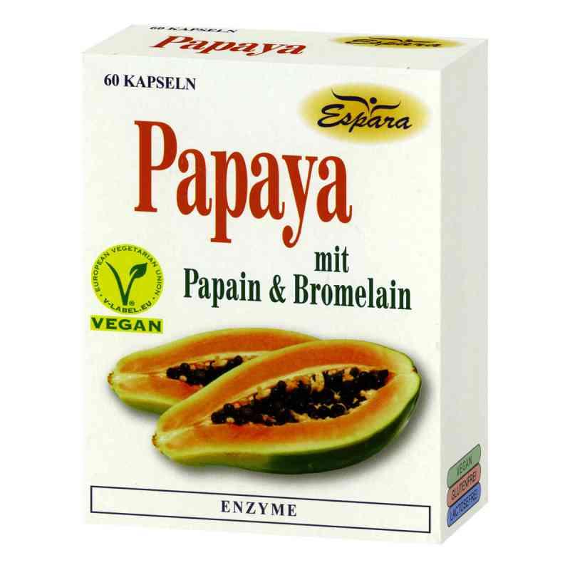 Papaya Kapseln  bei apo-discounter.de bestellen