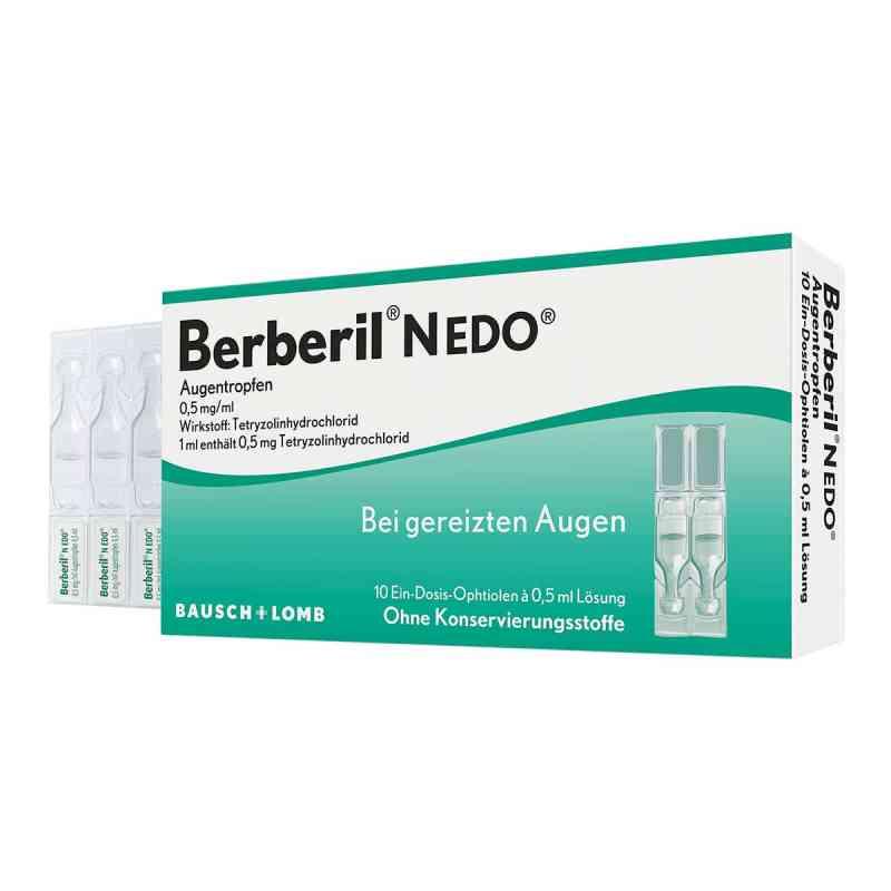 Berberil N EDO Augentropfen  bei apo-discounter.de bestellen