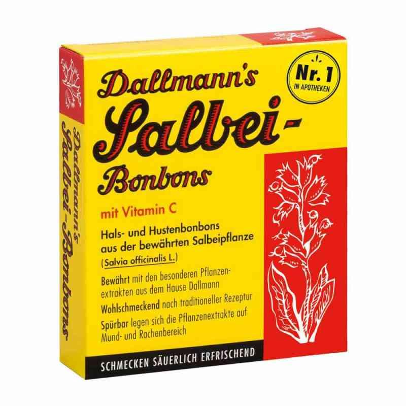 Dallmann's Salbeibonbons mit Vitamin C . bei apo-discounter.de bestellen