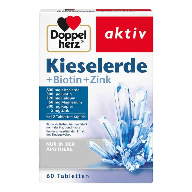 Doppelherz Kieselerde + Biotin Tabletten  bei apo-discounter.de bestellen