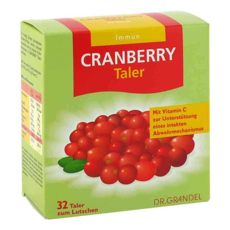 Cranberry Cerola Taler Grandel  bei apo-discounter.de bestellen