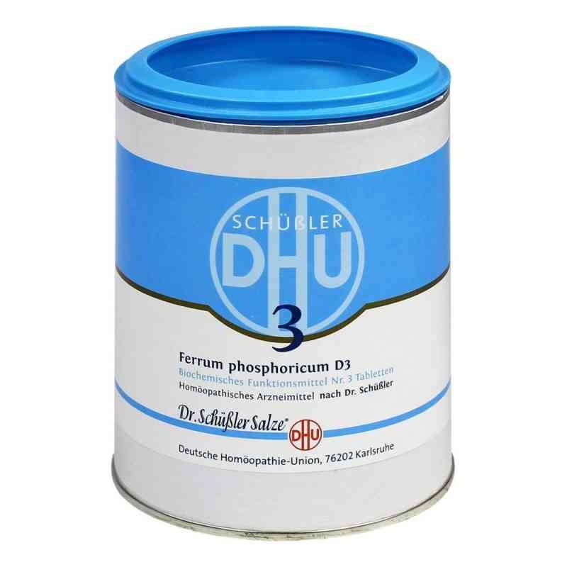 Biochemie Dhu 3 Ferrum phosphorus D3 Tabletten  bei apo-discounter.de bestellen