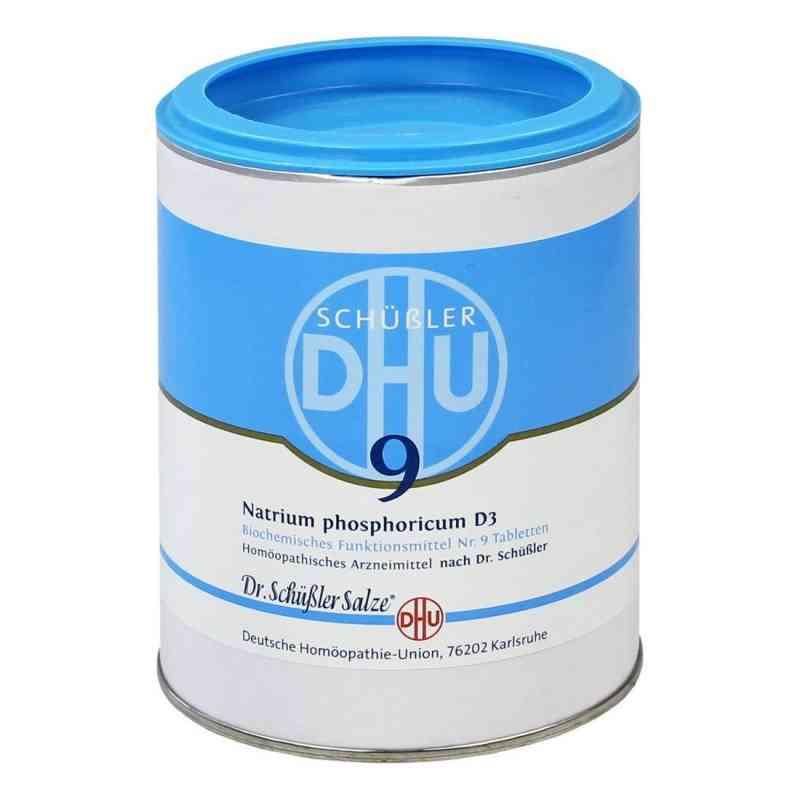 Biochemie Dhu 9 Natrium phosph. D3 Tabletten  bei apo-discounter.de bestellen