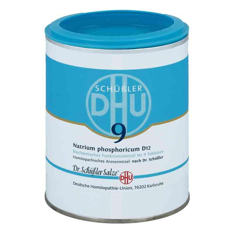 Biochemie Dhu 9 Natrium phosph. D12 Tabletten  bei apo-discounter.de bestellen