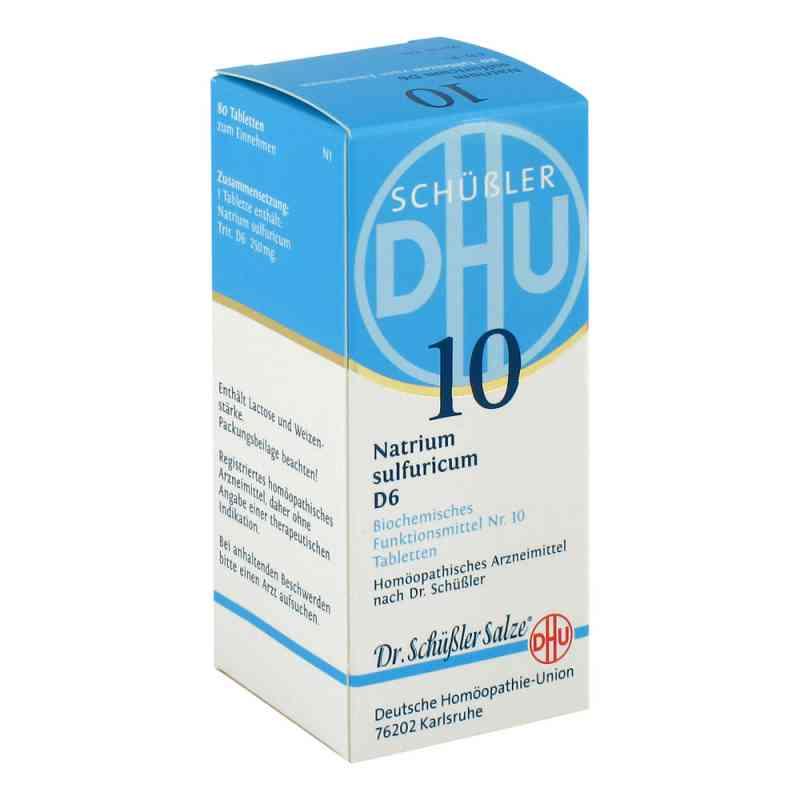 Biochemie Dhu 10 Natrium Sulfur D6 Tabletten  bei apo-discounter.de bestellen
