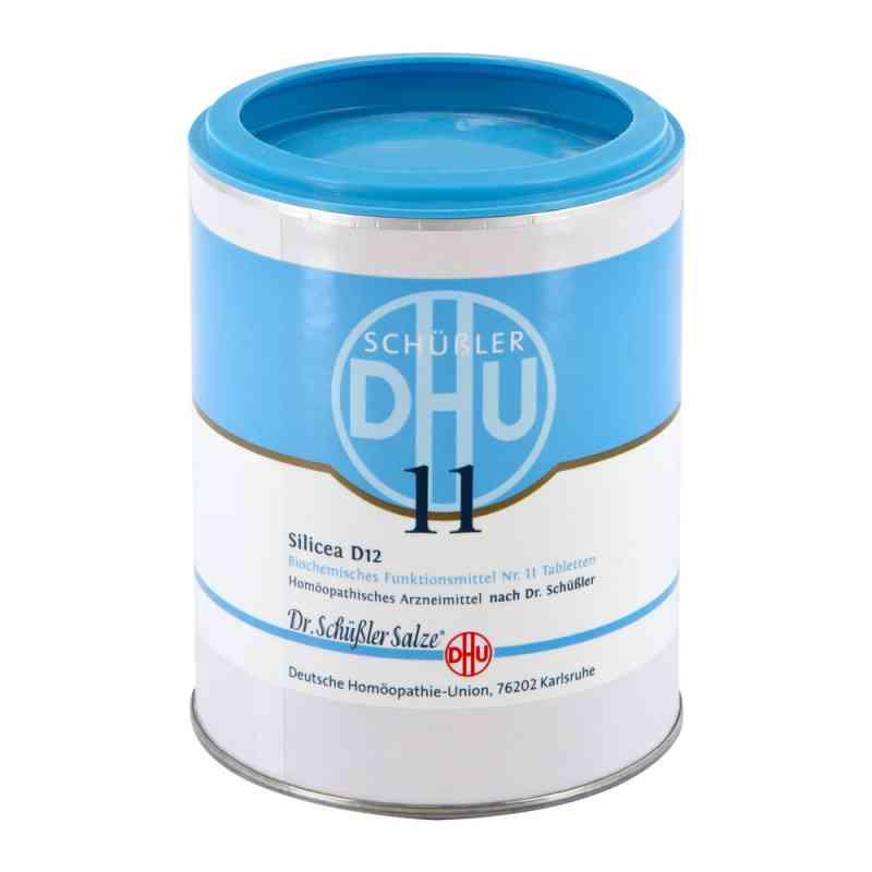 Biochemie Dhu 11 Silicea D 12 Tabletten  bei apo-discounter.de bestellen