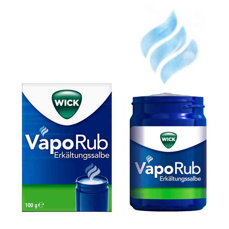 WICK VapoRub Erkältungssalbe bei apo-discounter.de bestellen