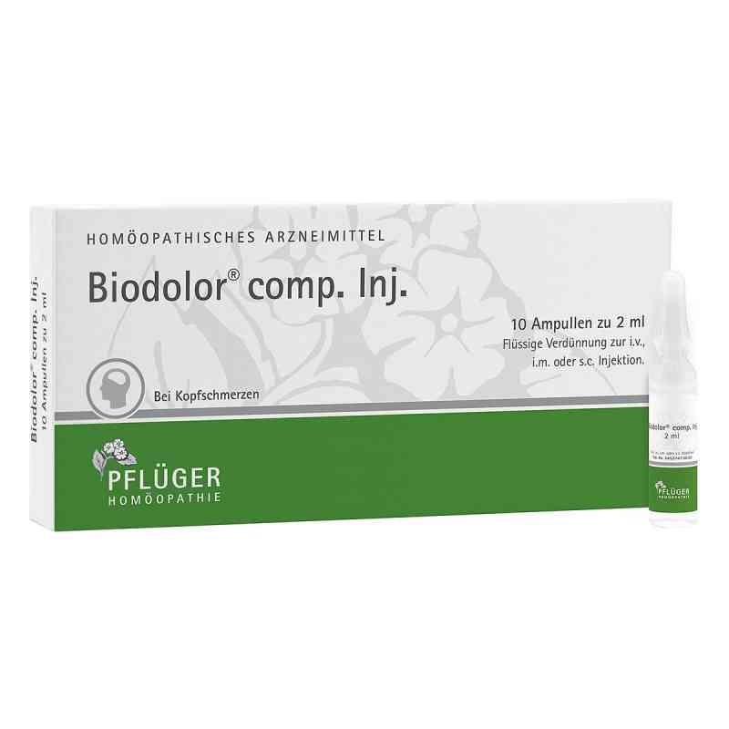 Biodolor compositus iniecto Ampullen  bei apo-discounter.de bestellen