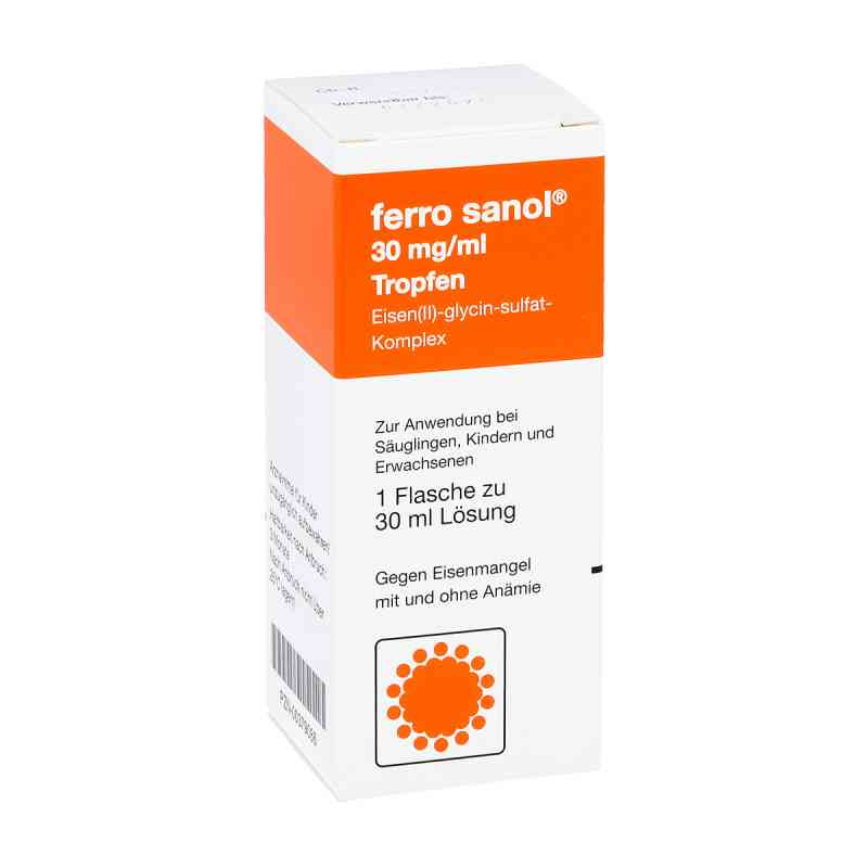 Ferro sanol 30mg/ml  bei apo-discounter.de bestellen