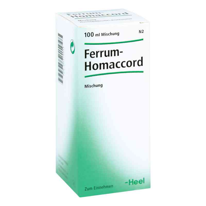 Ferrum Homaccord Tropfen  bei apo-discounter.de bestellen