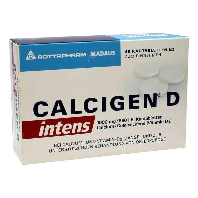 CALCIGEN D intens 1000mg/880 internationale Einheiten  bei apo-discounter.de bestellen