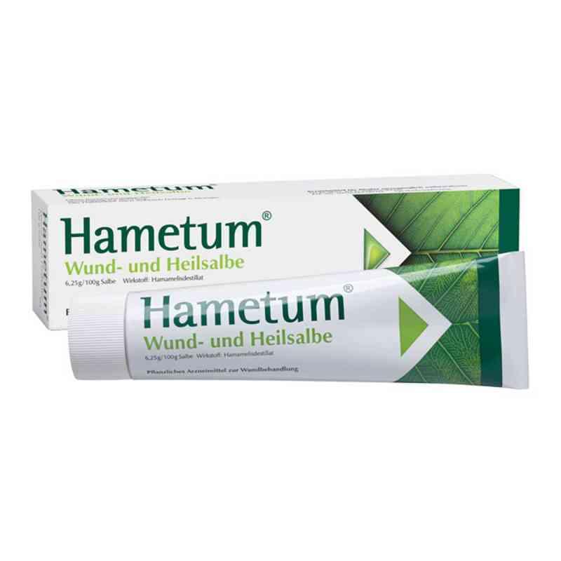 Hametum Wund- und Heilsalbe  bei apo-discounter.de bestellen