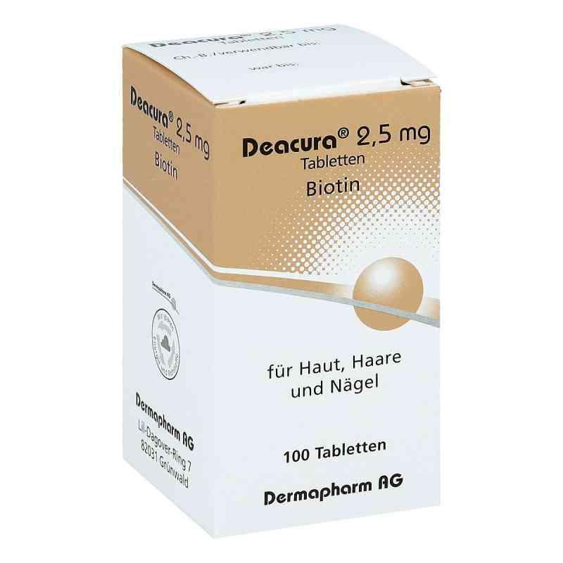 Deacura 2,5 mg Tabletten  bei apo-discounter.de bestellen