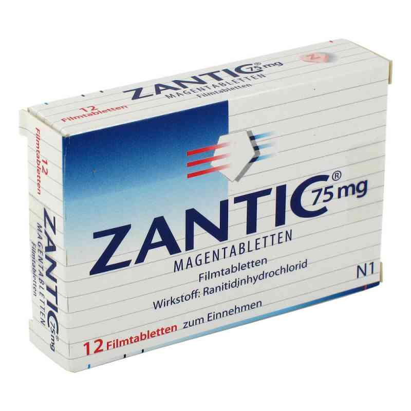 Zantic 75mg Magentabletten bei apo-discounter.de bestellen