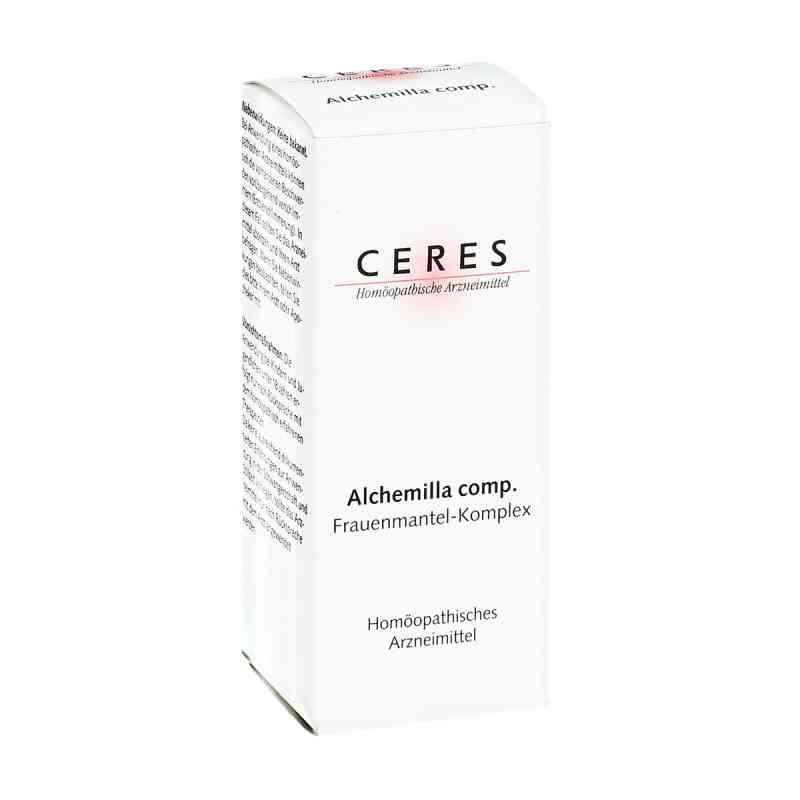 Ceres Alchemilla compositus Tropfen  bei apo-discounter.de bestellen