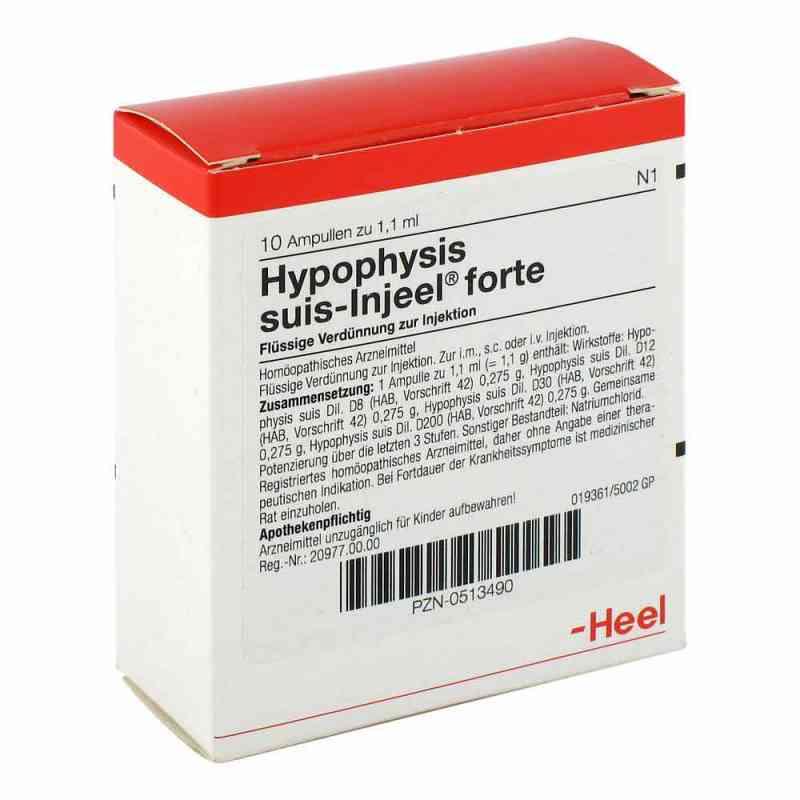 Hypophysis Suis Injeel forte Ampullen  bei apo-discounter.de bestellen
