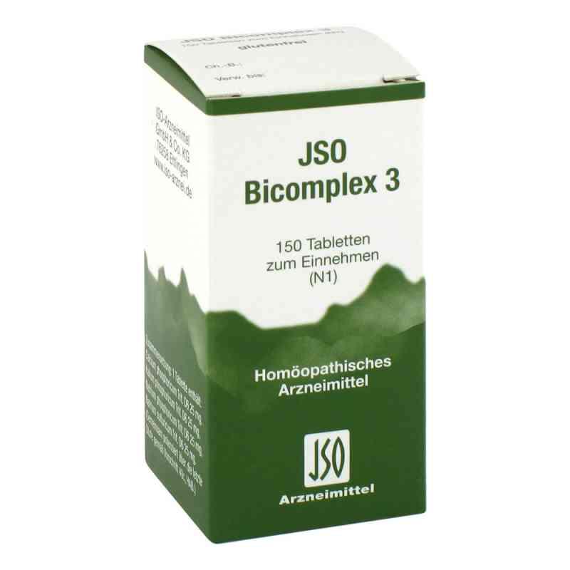 Jso Bicomplex Heilmittel Nummer  3  bei apo-discounter.de bestellen