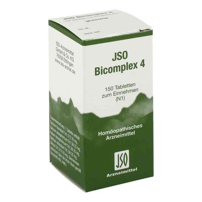 Jso Bicomplex Heilmittel Nummer  4  bei apo-discounter.de bestellen