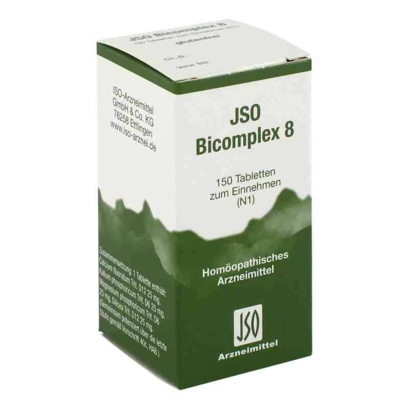 Jso Bicomplex Heilmittel Nummer  8  bei apo-discounter.de bestellen