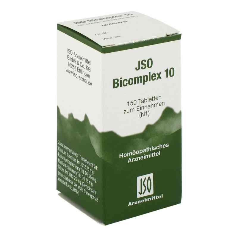Jso Bicomplex Heilmittel Nummer  10  bei apo-discounter.de bestellen