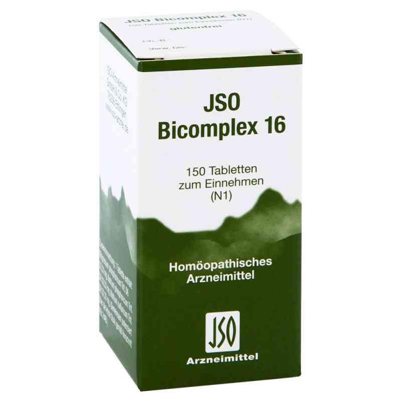 Jso Bicomplex Heilmittel Nummer  16  bei apo-discounter.de bestellen